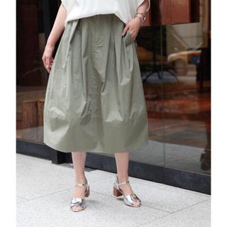 バンヤードストーム(BARNYARDSTORM)の値下げ BARNYARDSTORM  ミリタリーバルーンスカート(ロングスカート)
