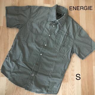 エナジー(ENERGIE)のENERGIE 半袖 エナジー シャツ S(シャツ)