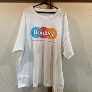 ミハラヤスヒロ(MIHARAYASUHIRO)のdoublet パロディ ガチャガチャ tシャツ(Tシャツ/カットソー(半袖/袖なし))