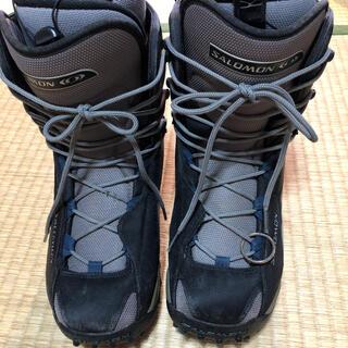 サロモン(SALOMON)のスノーボード ブーツ SALOMON 25cm(ブーツ)