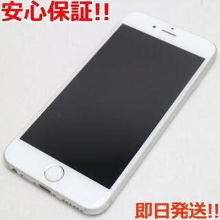 アイフォーン(iPhone)の良品中古 SIMフリー iPhone6S 64GB シルバー (スマートフォン本体)