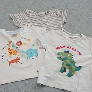 ザラキッズ(ZARA KIDS)の半袖シャツ 3枚(Tシャツ)