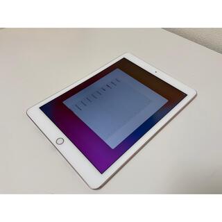 アップル(Apple)のApple iPad Pro 第一世代 9.7インチ128GB ローズゴールド(タブレット)