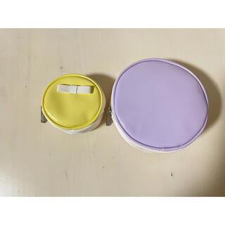 クリニーク(CLINIQUE)のCLINIQUE ポーチ 2種類(ポーチ)