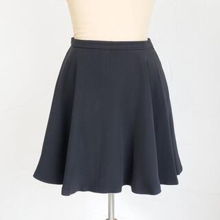 miumiu - ミュウミュウ MIUMIU ☆ ミニ スカート 36 ブラック イタリア製