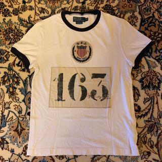 ジョンローレンスサリバン(JOHN LAWRENCE SULLIVAN)の~90's vintage ringer T  (Tシャツ/カットソー(半袖/袖なし))