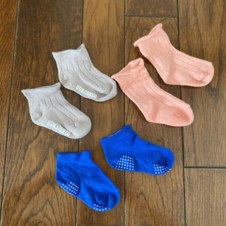 ニシマツヤ(西松屋)の靴下 キッズ  セット販売(靴下/タイツ)