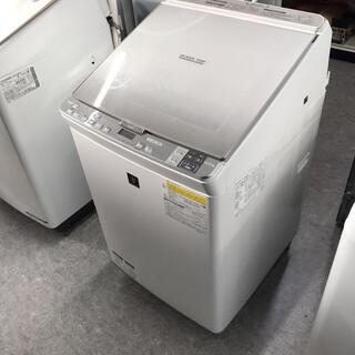 SHARP - シャープ SHARP 洗濯乾燥機 生活家電 洗濯機 ES-PX10A-S 家族用
