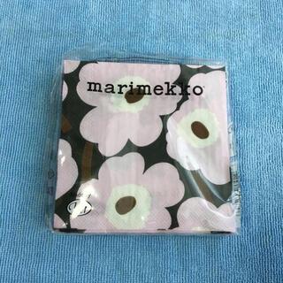 マリメッコ(marimekko)のマリメッコ ペーパーナプキン (小)(テーブル用品)