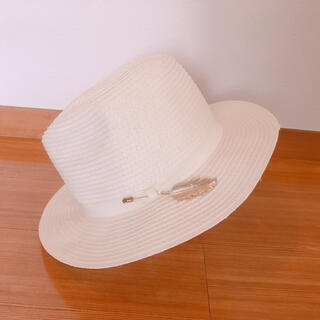 エイミーイストワール(eimy istoire)のTONAL麦わら帽子 ハット(麦わら帽子/ストローハット)