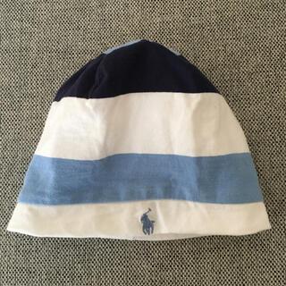 ラルフローレン(Ralph Lauren)のラルフローレン 赤ちゃん用帽子 42cm(帽子)