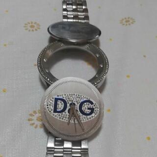 ドルチェアンドガッバーナ(DOLCE&GABBANA)のドルガバメンズ腕時計(ジャンク)(腕時計(アナログ))