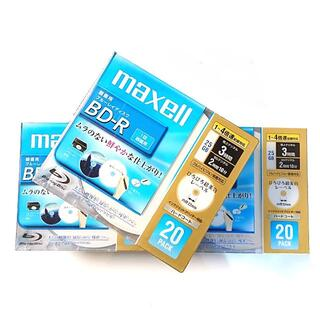maxell - maxell 録画用ブルーレイディスク BD-R 25GB 1-4倍速 60枚