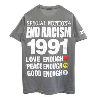 グッドイナフ(GOODENOUGH)のgoodenough fragment Tシャツ 新品 XL supreme (Tシャツ/カットソー(半袖/袖なし))