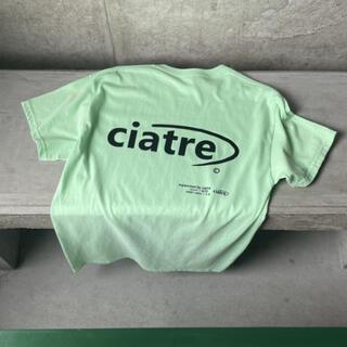 ciatre Tシャツ(M)グリーン(Tシャツ/カットソー(半袖/袖なし))