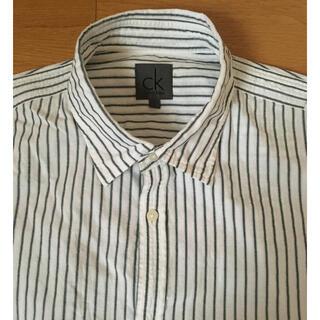 シーケーカルバンクライン(ck Calvin Klein)のck Calvin Klein メンズシャツ(シャツ)