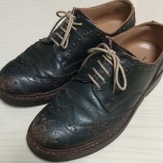 チャーチ(Church's)のウィングチップ(ローファー/革靴)
