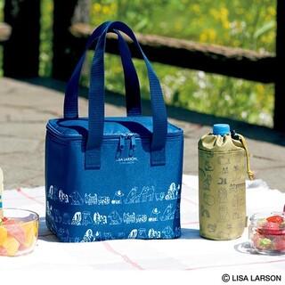 Lisa Larson - リサ・ラーソン 大容量保冷バッグ&ペットボトルホルダー