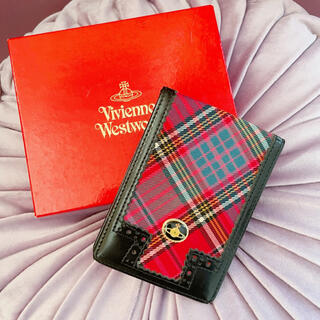 ヴィヴィアンウエストウッド(Vivienne Westwood)のヴィヴィアン マックマラのパスケース(名刺入れ/定期入れ)