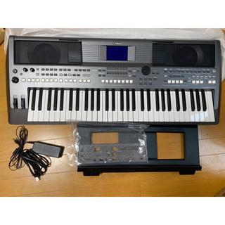 ヤマハ(ヤマハ)のYAMAHA PSR-S670 デジタル キーボード 2015年製 61鍵盤(電子ピアノ)