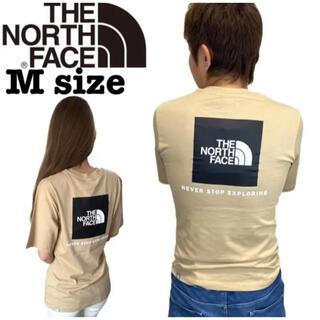 ザノースフェイス(THE NORTH FACE)のザ ノースフェイス レッドボックス Tシャツ 半袖 カーキ REDBOX  M(Tシャツ/カットソー(半袖/袖なし))
