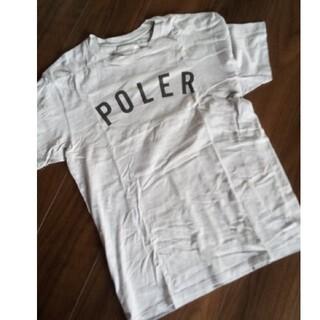 ワイルドシングス(WILDTHINGS)のポーラー ロゴデザイン(Tシャツ/カットソー(半袖/袖なし))