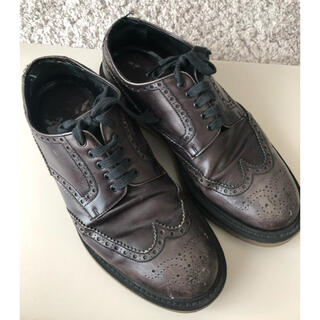 プラダ(PRADA)のプラダ  PRADA シューズ 革靴 ビジネスシューズ(ドレス/ビジネス)