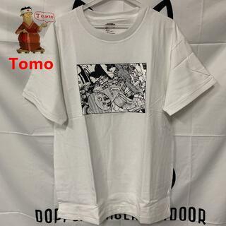 READYMADE・AKIRA ART OF WALL Tシャツ L(Tシャツ/カットソー(半袖/袖なし))