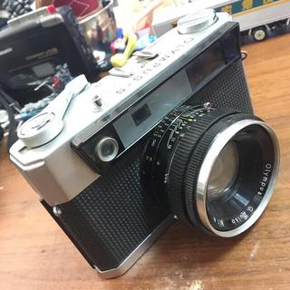 OLYMPUS - OLYMPUS SC オリンパス-S レンジファインダー フィルムカメラ