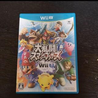大乱闘スマッシュブラザーズ for WiiU(家庭用ゲームソフト)