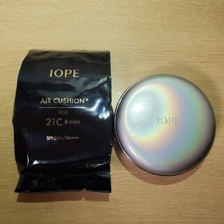 アイオペ(IOPE)のIOPE エアクッションカバー レフィル 21C(ファンデーション)