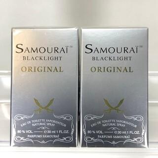 サムライ(SAMOURAI)のサムライブラックライトオリジナル 2点(香水(男性用))