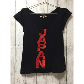 ダブルシー(wc)のw♡c JAPAN Tシャツ(Tシャツ(半袖/袖なし))