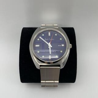 Paul Smith ステンレス ソーラー 腕時計 E111-T025170 腕(腕時計(アナログ))