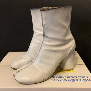 マルタンマルジェラ(Maison Martin Margiela)のマルジェラ 足袋ブーツ 41(ブーツ)