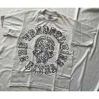 テンダーロイン(TENDERLOIN)のmini様 ボルネオ Tシャツ ホワイト 白 M(Tシャツ/カットソー(半袖/袖なし))