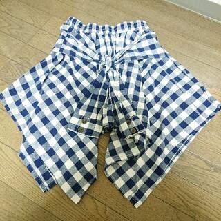 オリーブデオリーブ(OLIVEdesOLIVE)のチェックのスカート(ひざ丈スカート)