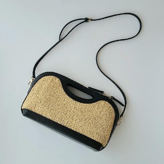 PELLICO(ペリーコ)のPELLICO ペリーコ 2way クラッチ ANELLI CESTO MINI レディースのバッグ(クラッチバッグ)の商品写真