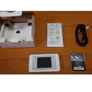 ファーウェイ(HUAWEI)のYmobile Pocket Wi-Fi 603HW(その他)