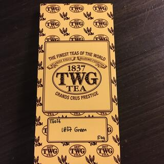 TWG 1837グリーンティー茶葉50g(茶)