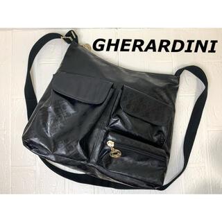 GHERARDINI - GHERARDINI ゲラルディーニ ショルダーバッグ ソフティ