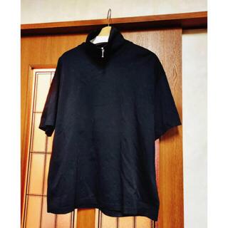 ジョンローレンスサリバン(JOHN LAWRENCE SULLIVAN)のLittle Big ハイネックカットソー19ss(Tシャツ/カットソー(半袖/袖なし))