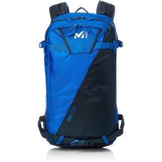 ミレー(MILLET)のMILLET ミレー バックパック リュック NEO30 30L ブルー青 新品(登山用品)