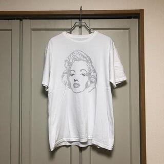 アンリアレイジ(ANREALAGE)のANREALAGE アンリアレイジ マリリンモンロー Tシャツ(Tシャツ/カットソー(半袖/袖なし))