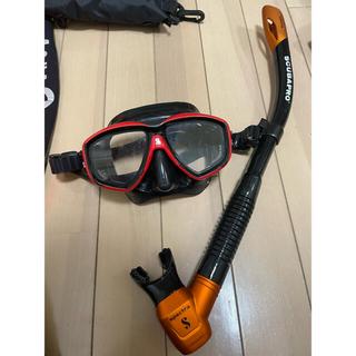 SCUBAPRO - ダイビング用マスク&スノーケル、激レアフィン、ブーツ