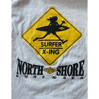 ハレイワ(HALEIWA)のsurf-n-sea  サーフアンドシー Tシャツ Sサイズ(Tシャツ/カットソー(半袖/袖なし))