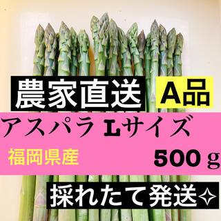 アスパラ Lサイズ 即購入OKです(野菜)