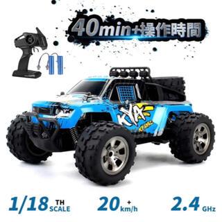 ✨高性能✨ラジコンカー リモコンカー オフロード バギー RCカー(トイラジコン)