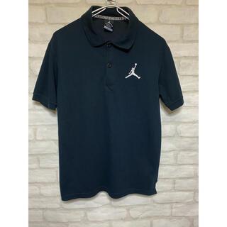 ナイキ(NIKE)のJORDAN ジョーダン NIKE ポロシャツ ジャンプマン 半袖 90s(Tシャツ/カットソー(半袖/袖なし))