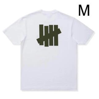 アンディフィーテッド(UNDEFEATED)のM UNDEFEATED ICON S/S TEE 2021 オリーブ(Tシャツ/カットソー(半袖/袖なし))
